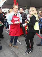 21 December 2018 - Los Angeles, California - Kevin McKidd. Los Angeles Mission Christmas Meal for the Homeless held at Los Angeles Mission. Photo Credit: F. Sadou/AdMedia\
