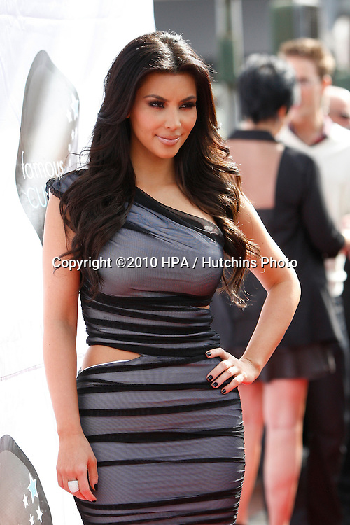 Kim Kardashian.arriving at the .Launch of Kim Kardashian Vanilla Cupcake Mix .Famous Cupcakes.Beverly Hills, CA.February 19, 2010.©2010 HPA / Hutchins Photo....