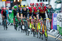 Picture by Alex Whitehead/SWpix.com - 15/07/2016 - Cycling - British Cycling Elite Circuit Series - Wales Open Criterium - Abergavenny, Monmouthshire, Wales - Raleigh GAC