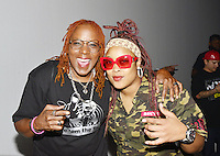 "LOS ANGELES,CA - OCTOBER 16: Rapper Da Brat attends the ""Queen of The Ring"" Rap Battle at Ben Kitay Studios in Los Angeles, California on October 16, 2016. Credit: Koi Sojer/Snap'N U Photos/MediaPunch"