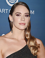 LOS ANGELES, CA - JANUARY 05: Christa B. Allen attend Michael Muller's HEAVEN, presented by The Art of Elysium at a private venue on January 5, 2019 in Los Angeles, California.<br /> CAP/ROT/TM<br /> &copy;TM/ROT/Capital Pictures