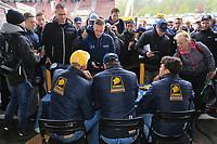 #29 RACING TEAM NEDERLAND (NLD) DALLARA P217 GIBSON LMP2 FRITS VAN EERD (NLD) GIEDO VAN DER GARDE (NLD) NYCK DE VRIES (NDL)