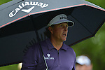 AUGUSTA, GA - APRIL 12: Phil Mickelson walks on the fairway during the Second Round of the 2013 Masters Golf Tournament at Augusta National Golf Club on April 10in Augusta, Georgia. (Photo by Donald Miralle) *** Local Caption ***