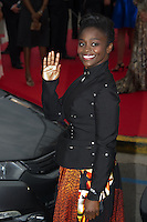 "Aissa Maiga arrives for the screening of "" Jeune & Jolie "" directed Francois Ozon at the Palais of Festivals during the 66th Annual Cannes Film Festival in Cannes  .Cannes 18/5/2013 .Festival del Cinema di Cannes .Foto Panoramic / Insidefoto .ITALY ONLY"