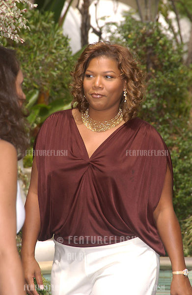 Actress/singer QUEEN LATIFAH at the Premiere magazine 11th Annual Women in Hollywood Luncheon at the Four Seasons Hotel, Beverly Hills..September 14, 2004
