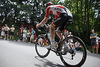 Jurgen Roelandts (BEL/Lotto-Soudal)<br /> <br /> Stage 18 (ITT) - Sallanches › Megève (17km)<br /> 103rd Tour de France 2016