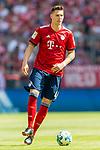 12.05.2018, Allianz Arena, Muenchen, GER, 1.FBL,  FC Bayern Muenchen vs. VfB Stuttgart, im Bild Niklas Suele (FCB #4) <br /> <br />  Foto &copy; nordphoto / Straubmeier