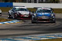 2017 Porsche GT3 Cup USA<br /> Sebring International Raceway, Sebring, FL USA<br /> Friday 17 March 2017<br /> 19, Will Hardeman, GT3P, USA, 2017 Porsche 991<br /> World Copyright: Jake Galstad/LAT Images<br /> ref: Digital Image lat-galstad-SIR-0317-14859