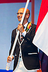 Nederland, Amsterdam, 4 juli 2012.Seizoen 2012/2013.NOC NSF het Olympic en Paralympic Team Netherlands.Chef de mission André Cats,