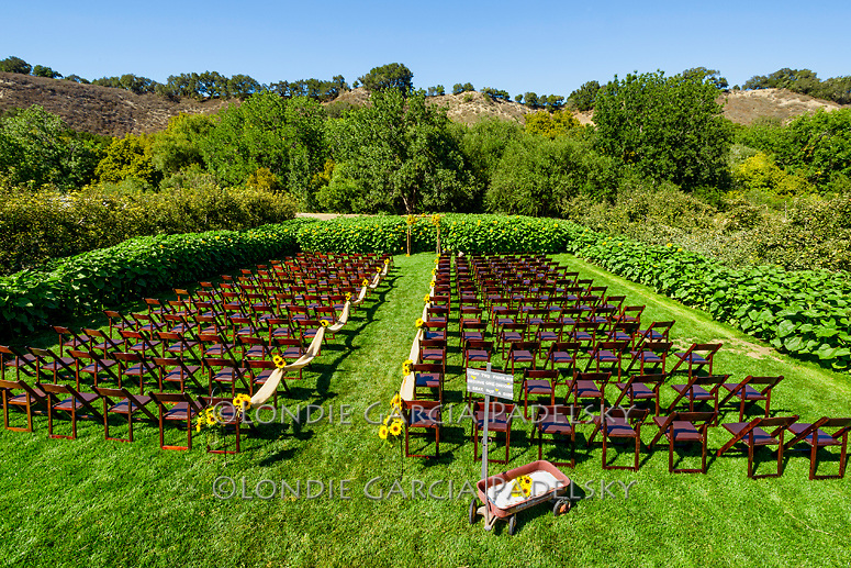 Wedding Grounds at Avila Valley Barn
