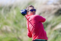 Lauren Murray (Delgany) during the second round of the Irish Womans Open Strokeplay Championship, Co Louth Golf Club, Baltray, Drogheda, Co Louth, Ireland. 12/05/2018.<br /> Picture: Golffile | Fran Caffrey<br /> <br /> <br /> All photo usage must carry mandatory copyright credit (&copy; Golffile | Fran Caffrey)