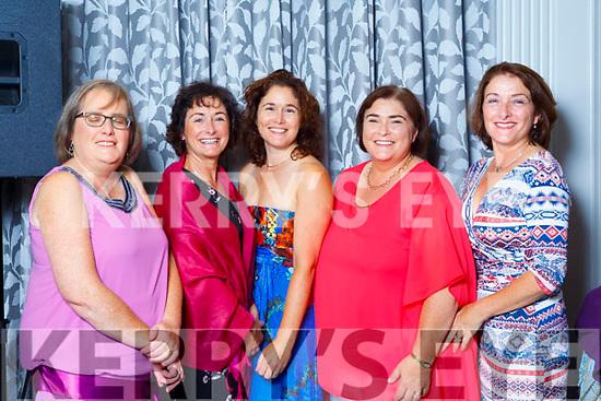 Tralee sisters Mary Hurley, Deirdre Corr, Karena Fox, Siobhan Ash, Mary Hurley and Aine Bullman