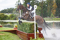 3-USA-RIDERS: 2015 GBR-Land Rover Burghley CCI4*