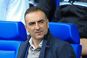 1st October 2017, Hillsborough, Sheffield, England; EFL Championship football, Sheffield Wednesday versus Leeds United; Carlos Carvalhal Manager of Sheffield Wednesday