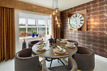 Pix: Shaun Flannery/shaunflanneryphotography.com<br /> <br /> COPYRIGHT PICTURE&gt;&gt;SHAUN FLANNERY&gt;01302-570814&gt;&gt;07778315553&gt;&gt;<br /> <br /> 8th March 2019<br /> Miller Homes Yorkshire<br /> The Thames<br /> Showhome<br /> Holme View<br /> Scholes
