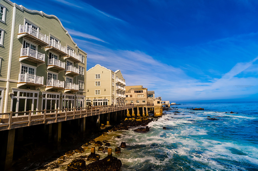 Intercontinental Clement Monterey Hotel Cannery Row