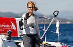 Depart de la WOW Cap Istanbul..Synergie 66.Isabelle Joshke