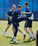 19.04.2019 Rangers training: Glenn Middleton