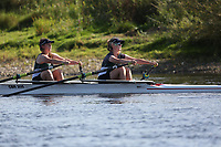 Race: 142  W.J15.2x   Winner of Race: 111  vs Winner of Race: 110 <br /> <br /> Ross Regatta 2017 - Monday<br /> <br /> To purchase this photo, or to see pricing information for Prints and Downloads, click the blue 'Add to Cart' button at the top-right of the page.