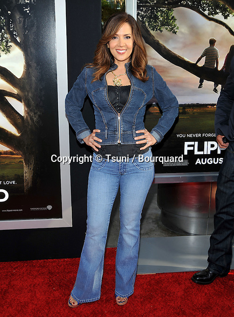 Maria Canals Barrera<br /> Flipped Premiere at the Arclight Theatre In Los Angeles.