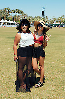 Coachella Valley Music and Arts Festival, Weekend 2, Day 1 (Photo by Tiffany Chien/Guest Of A Guest)
