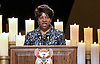 Qunu, South Africa: 15.12.2013: STATE FUNERAL FOR NELSON MANDELA<br /> NANDI MANDELA<br /> makes an address at the Funeral Service for former President Nelson Mandela in Qunu, Eastern Cape, South Africa<br /> Mandatory Credit Photo: &copy;NEWSPIX INTERNATIONAL<br /> <br /> **ALL FEES PAYABLE TO: &quot;NEWSPIX INTERNATIONAL&quot;**<br /> <br /> IMMEDIATE CONFIRMATION OF USAGE REQUIRED:<br /> Newspix International, 31 Chinnery Hill, Bishop's Stortford, ENGLAND CM23 3PS<br /> Tel:+441279 324672  ; Fax: +441279656877<br /> Mobile:  07775681153<br /> e-mail: info@newspixinternational.co.uk