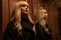 Red Sparrow (2018) <br /> Jennifer Lawrence<br /> *Filmstill - Editorial Use Only*<br /> CAP/KFS<br /> Image supplied by Capital Pictures