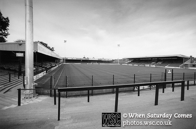 Bootham Crescent, York City FC. Photo by Tony Davis