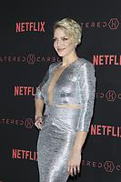 "LOS ANGELES - FEB 1:  Kristin Lehman at the ""Altered Carbon"" Season 1 Premiere Screening at the Mack Sennett Studios on February 1, 2018 in Los Angeles, CA"