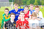 Having a ball at the St Brendan's College Killarney sports day on Friday was front row l-r: Darren O'Sullivan, Eoin Gleeson, Adam O'Connor. Back row: Cian Griffin, Gavin O'Shea, Kevin Keane, Damian Kerins and Darren Fletcher     Copyright Kerry's Eye 2008