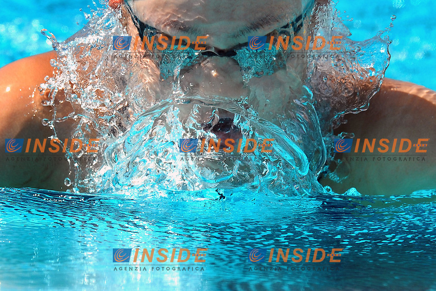 Kanako Watanabe Japan.100m Breaststroke women.Roma 14/6/2012 Foro Italico.Nuoto Swimming 49mo trofeo settecolli.Foto Antonietta Baldassarre Insidefoto