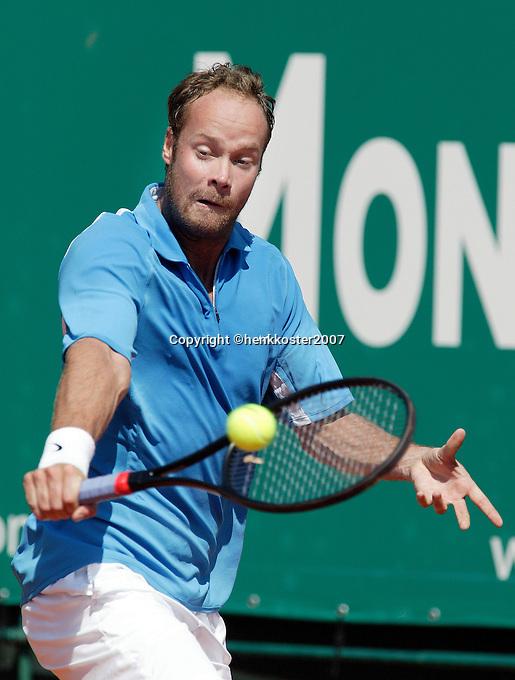 16-4-07, Monaco,Master Series Monte Carlo, Verkerk