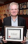 Ciaran O'Reilly attends the 7th Annual Off Broadway Alliance Awards at Sardi's on June 20, 2017 in New York City.