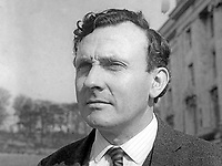 Tom Caldwell, MP, Ulster Unionist, N Ireland Parliament, Stormont, March 1969, 196903000119b<br /> <br /> Copyright Image from Victor Patterson,<br /> 54 Dorchester Park, Belfast, UK, BT9 6RJ<br /> <br /> t1: +44 28 90661296<br /> t2: +44 28 90022446<br /> m: +44 7802 353836<br /> <br /> e1: victorpatterson@me.com<br /> e2: victorpatterson@gmail.com<br /> <br /> For my Terms and Conditions of Use go to<br /> www.victorpatterson.com