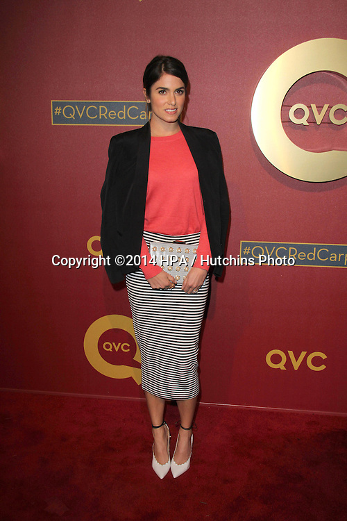 LOS ANGELES - MAR 1:  Nikki Reed at the QVC 5th Annual Red Carpet Style Event at the Four Seasons Hotel on March 1, 2014 in Beverly Hills, CA