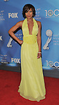 Wendy Raquel Robinson arriving at the 40th NAACP Image Awards held at the Shrine Auditorium Los Angeles, Ca. February 12, 2009. Fitzroy Barrett