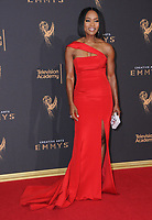 10 September  2017 - Los Angeles, California - Angela Bassett. 2017 Creative Arts Emmys - Arrivals held at Microsoft Theatre L.A. Live in Los Angeles. <br /> CAP/ADM/BT<br /> &copy;BT/ADM/Capital Pictures