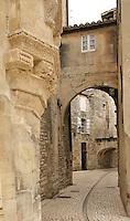 St Remy de Provence, Provence, France, 22 February 2009