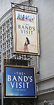 UP ON THE MARQUEE:  'The Band's Visit'