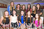 Jade Smullen, Manor Tralee, Celebrates her 15th Birthday with friends at La Scala's on Saturdy. Pictured front l-r Bethan O'Connor, Lucy Mcgrath, Jade Smullen, Aisling Thornton, Ciara Corridan, Back l-r Hollie Long, Emma McCarthy, Michaela Hennessey, Sarah Kilgannon, Lorna Kelly, Marie Daly