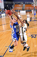 FIU Women's Basketball v. Indiana State (11/28/10)(Partial)