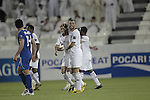 Al Sadd vs Esteghlal during the 2011 AFC Champions League Group B match on  May 03, 2011 at the Jassim Bin Hamad Stadium in Doha, Qatar. Photo by Adnan Hajj / World Sport Group