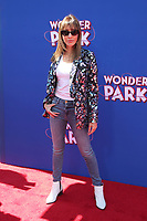 LOS ANGELES, CA - MARCH 10: Fernanda Romero, at the premiere of Paramount Animation and Nickelodeon's Wonder Park at the Regency Village Theatre in Westwood, California on March 10, 2019. <br /> CAP/MPIFS<br /> &copy;MPIFS/Capital Pictures