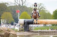 AUS-Sam Griffiths (PAULANK BROCKAGH) INTERIM-29TH: CROSS COUNTRY: 2016 GBR-Mitsubishi Motors Badminton Horse Trials CCI4* (Saturday 7 May) CREDIT: Libby Law COPYRIGHT: LIBBY LAW PHOTOGRAPHY