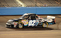 Nov. 13, 2009; Avondale, AZ, USA; NASCAR Camping World Truck Series driver Terry Cook during the Lucas Oil 150 at Phoenix International Raceway. Mandatory Credit: Mark J. Rebilas-