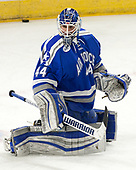 Billy Christopoulos (AFA - 44) - The Harvard University Crimson defeated the Air Force Academy Falcons 3-2 in the NCAA East Regional final on Saturday, March 25, 2017, at the Dunkin' Donuts Center in Providence, Rhode Island.