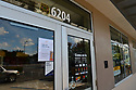 MIRAMAR, FL - MARCH 17: A sign at door of McDonald which was forced to closed they indoor dining only allow drive-thru order as the Coronavirus continues to spread. Florida Gov. Ron DeSantis suspends school testing, orders bars and nightclubs closed and reduce restaurant capacity by half comes after two days of considering new recommendations from the U.S. Centers for Disease Control and Prevention and the White House on March 17, 2020 in Miramar, Florida.   ( Photo by Johnny Louis / jlnphotography.com )