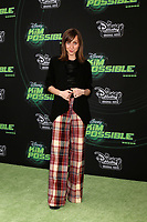 """LOS ANGELES - FEB 12:  Allisyn Ashley Arm at the """"Kim Possible"""" Premiere Screening at the TV Academy on February 12, 2019 in Los Angeles, CA"""