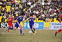 (R-L) Shinji Kagawa, Kengo Nakamura (JPN), NOVEMBER 11, 2011 - Football / Soccer : 2014 FIFA World Cup Asian Qualifiers Third round Group C match between Tajikistan 0-4 Japan at Central Stadium in Dushanbe, Tajikistan. (Photo by Jinten Sawada/AFLO)