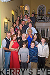 Lea Parker Bond, Callinafercey Waet, Milltown, pictured with family and friends as she celebrated her 40th birthday in the Dromhall on Saturday night......